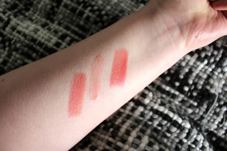 Lip Edit August Swatches